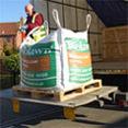 Unloading Pallet